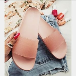 Make it Neon// pink slide